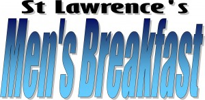 Men's Breakfast Logo