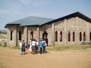 syongila church